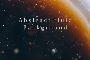Abstract fluid background pack