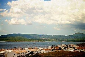 Menorca Urbanization Fornells