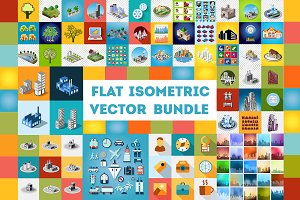 Bundle isometric vector