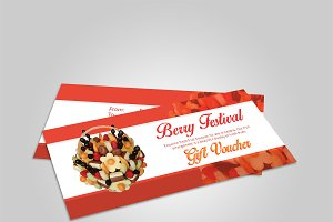 Fruity Gift Voucher