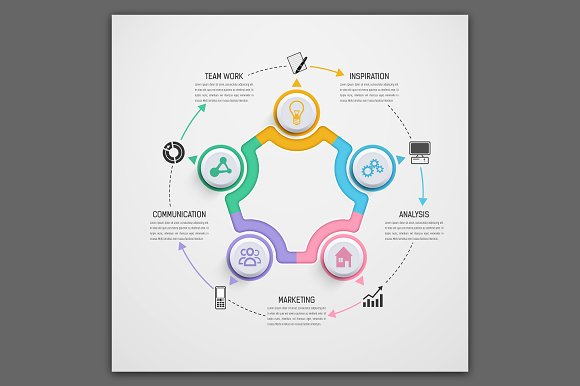 [40% OFF] Business Infographics 1