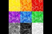 Vector Splatter Seamless Pattern