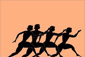 Greece runers