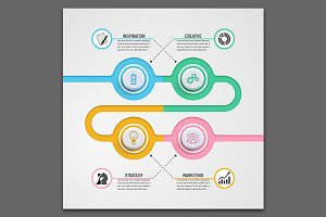 [40% OFF] Business Infographics 6