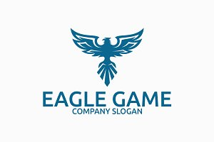 Eagle Game Logo
