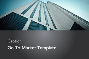Go-To-Market Template