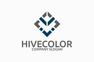 Hivecolor Logo