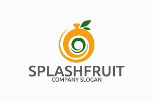 Splash Fruit Logo