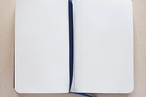 Note pad page