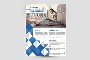 Corporate Flyer Template-V01