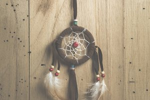 The vintage Dreamcatcher