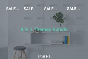 HTML5 Bundle - 8 In 1