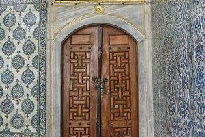 Door in Harem