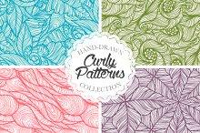Curly patterns set
