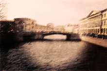 Old Blurred City