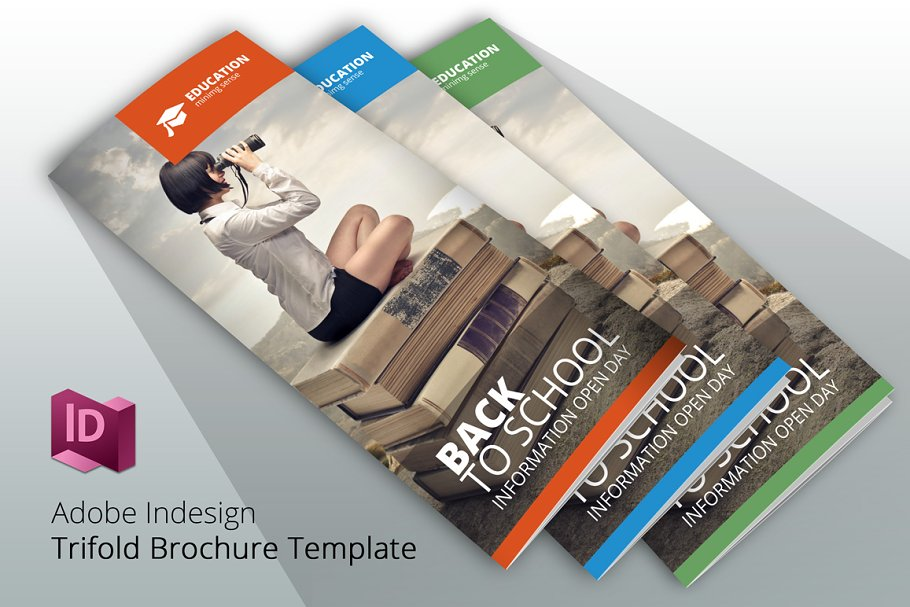 tri fold school brochure template.html
