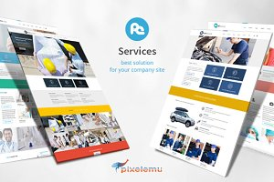 Business WCAG & ADA WordPress theme