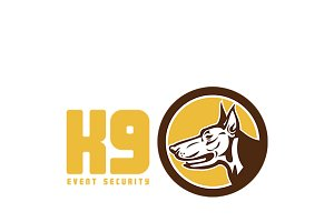 K9 Event Security Logo