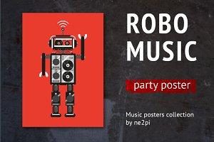 Robo Music