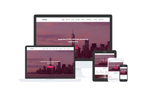 Roxima - Business WordPress Theme