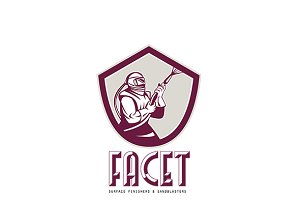 Facet Surface Finishers and Sandblas