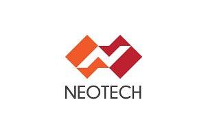Neo Tech - Letter N Logo