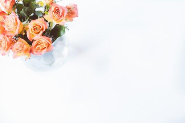 Styled Background Photo