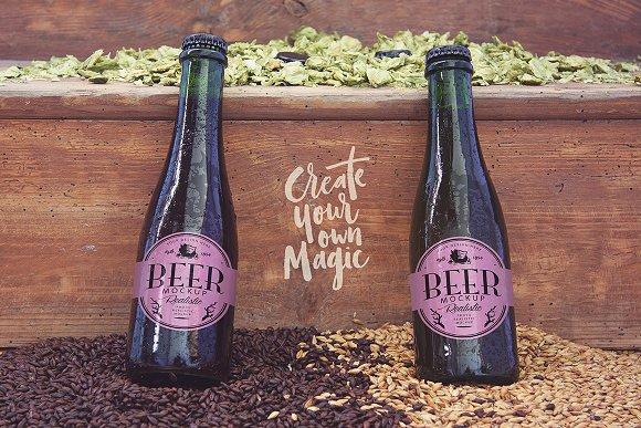 Stair Malt Black & Tan Beer