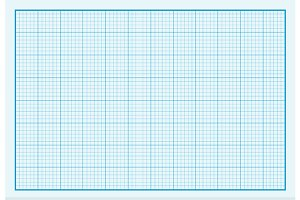 Graph Paper Background Design Flat