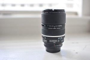 Nikon Lens | Stock Image