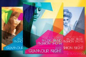 Glamour Night Flyer