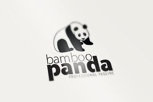 Bamboo Panda Logo