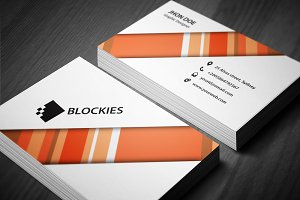 Exclusive Business Card Template