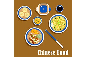 Chinese cuisine food