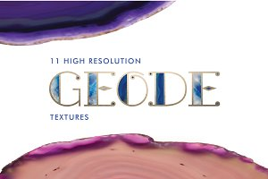 High Resolution Geode Textures Pack