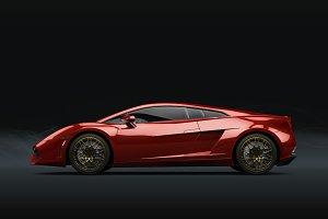 Super sport car