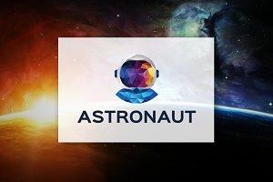Astronaut - Logo Design