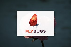 FLYBugs - LogoDesign