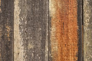 Old and grunge wood textures