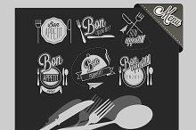 Bon Appetit! Enjoy your meal!