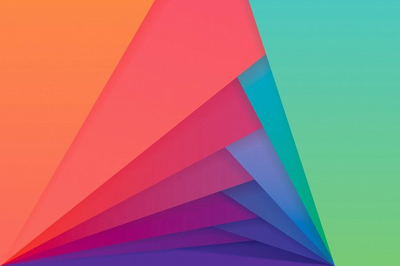 Material design patterns and symbols