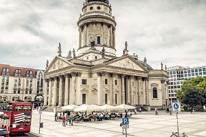 Germany, Berlin, The Neue Kirche
