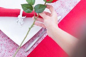 Saint Valentine Day Celebration