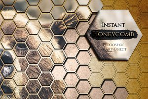 Instant Honeycomb