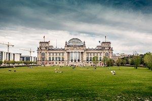 Photo of Reichstag, Bundestag Berlin