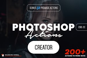 Photoshop Actions Creator