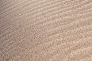 Sand beach pattern