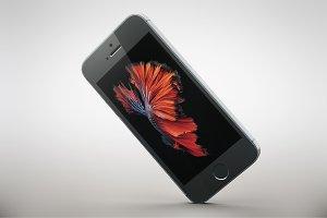 iPhone SE 2016 Mock Up