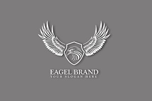 EAGEL LOGO TEMPLATES