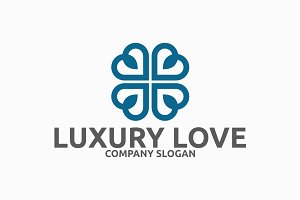 Luxury Love Logo